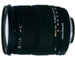 Sigma 18-200mm f/3.5-6.3 DC OS HSM