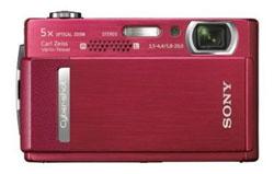 Sony Cyber-shot DSC T500 camera