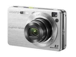 Sony Cyber-shot DSC-W130 camera