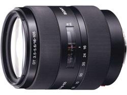 Sony DT 16-105mm lens