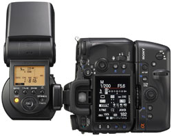 Sony HVL-F58AM flash unit