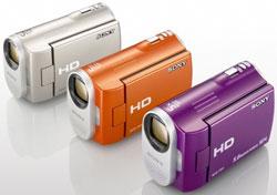 Sony MHS-CM1 digital camcorder